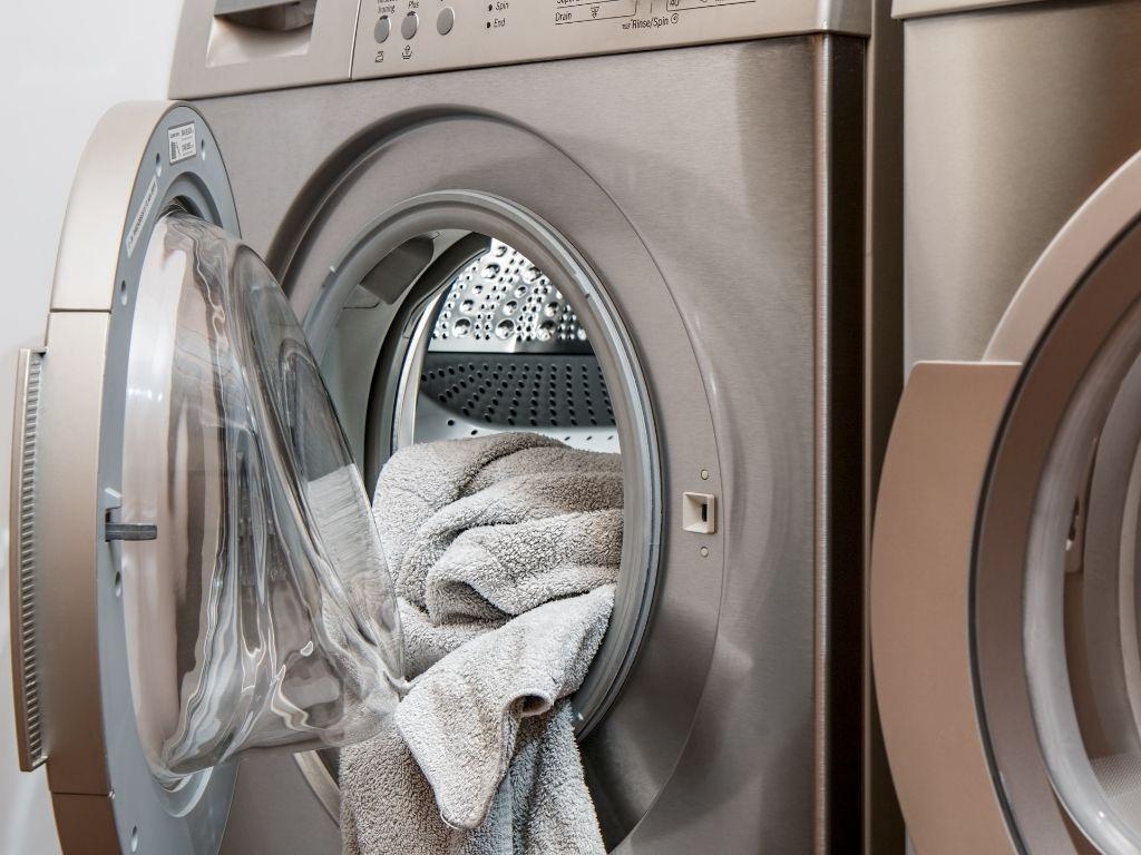 cách giặt khô tại nhà phù hợp