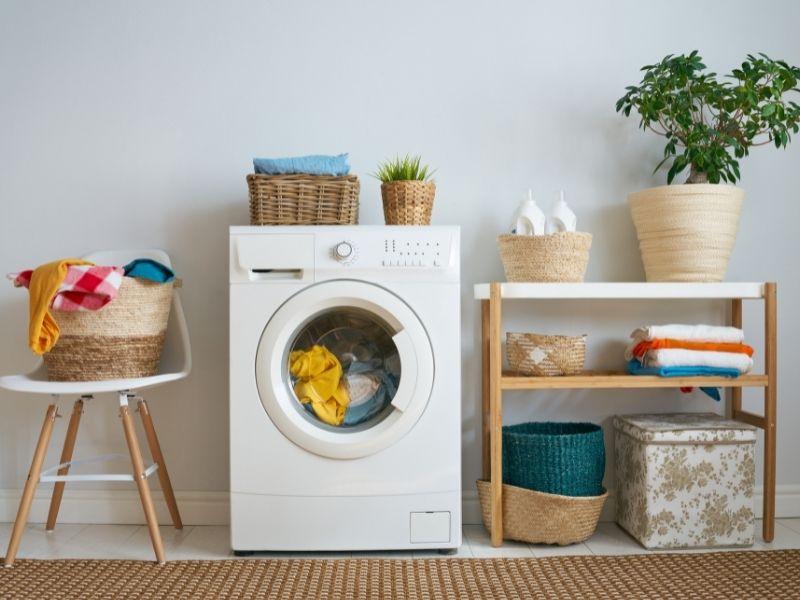 cách giặt khô tại nhà